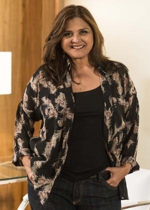 Elizângela vai deixar a Record e estrelar a próxima novela da Globo, de Gloria Perez - Ellen Soares/TV Globo
