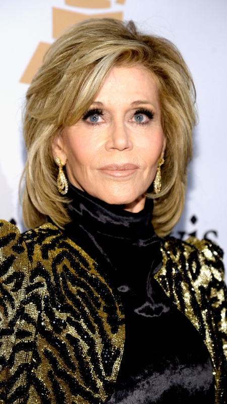 Jane Fonda é conhecida por seu ativismo - Kevork Djansezian/Getty Images