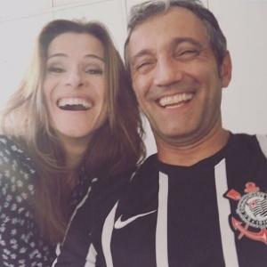 """Ingrid Guimarães e Domingos Montagner contracenaram no filme """"Um Namorado Para Minha Mulher"""" - Reprodução/Instagram/ingridguimaraesoficial"""