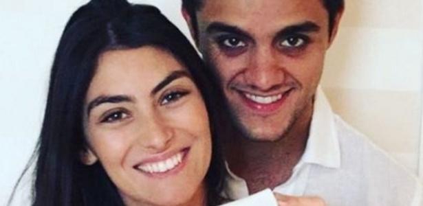 Felipe Simas e a mulher Mariana anunciam nova gravidez no Instagram - Reprodução/Instagram