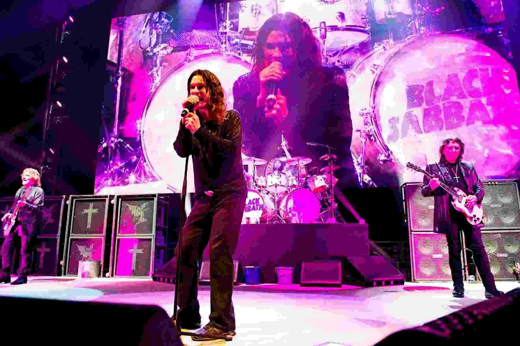 28.nov.2016 - Ozzy Osbourne se apresenta com o Black Sabbath em Porto Alegre - Ross Halfin Photography/Divulgação