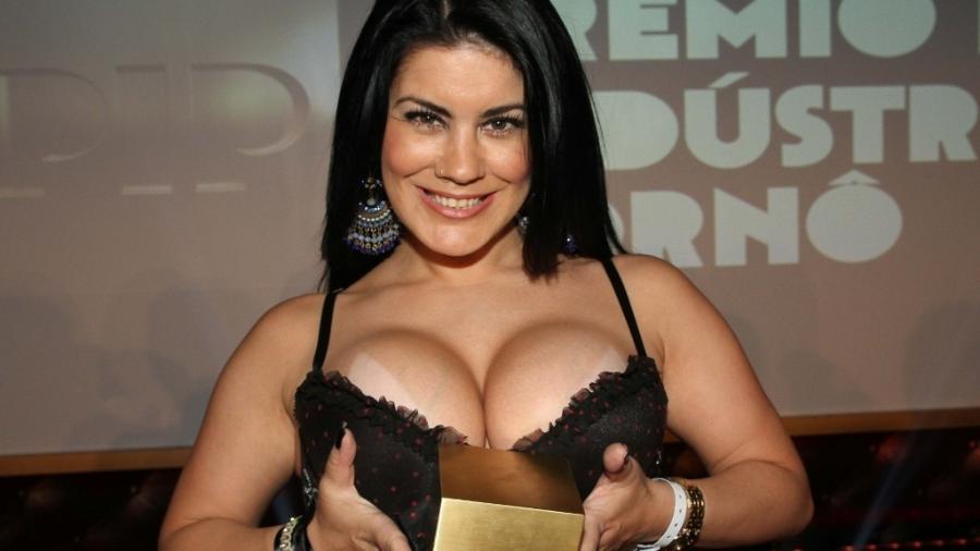 Filmes com a atriz Bruna Ferraz, exclusiva da produtora Brasileirinhas, podem ser vistos no canal Sexy Hot - Amauri Nehn / Photo Rio News