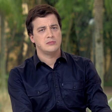 """Rafael Cortez, que deve continuar no """"Vídeo Show"""" - Reprodução"""