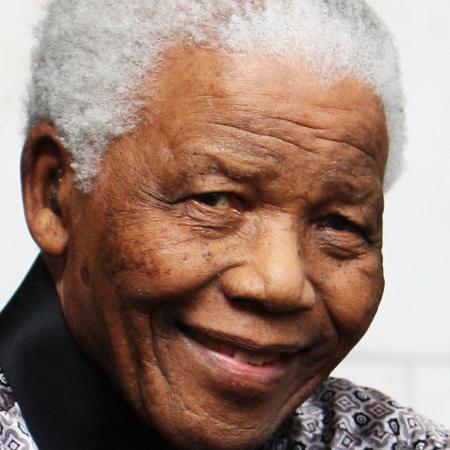 Nelson Mandela - Chris Jackson/Getty Images