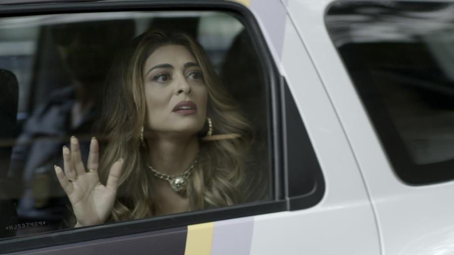 """Bibi (Juliana Paes) é presa em """"A Força do Querer"""" - Reprodução/GShow"""