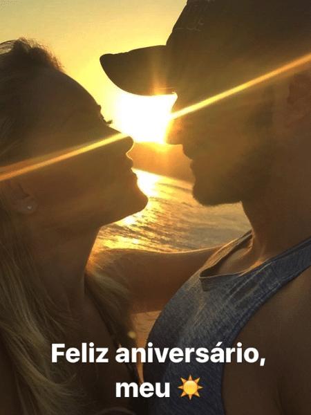 Ellen Rocche e Rogério Oliveira - Reprodução/Instagram/ellen_rocche