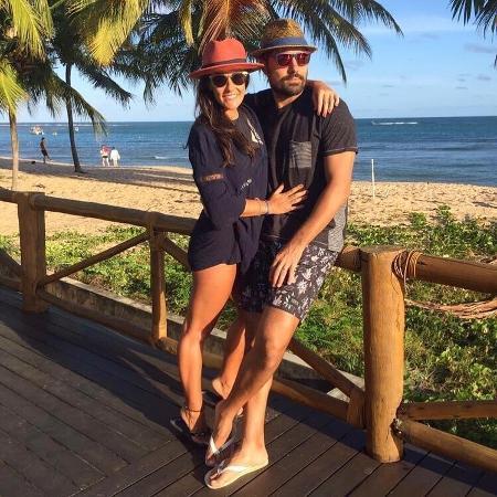 Ricardo Pereira e a mulher, Francisca Pinto - Reprodução/Instagram