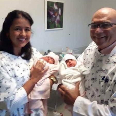 Ivete Sangalo posta nova foto das filhas Marina e Helena - Reprodução/Instagram/@ivetesangalo