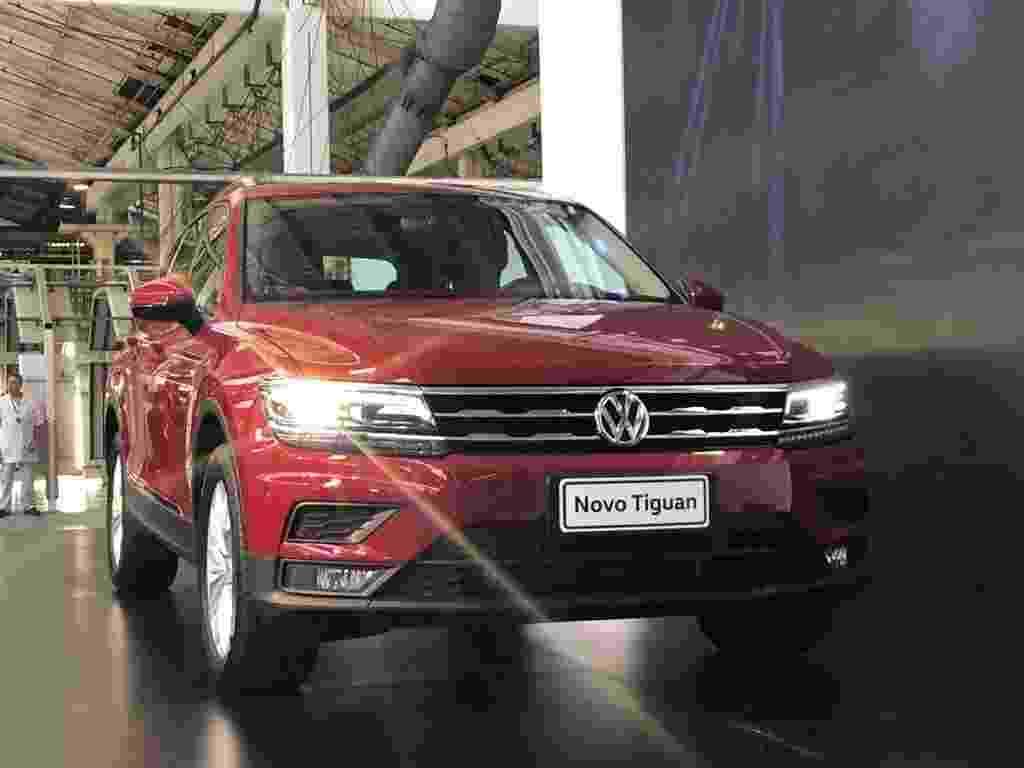 Volkswagen Tiguan 2019 - Alessandro Reis/UOL