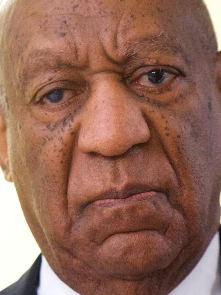 O comediante Bill Cosby, acusado de assédio sexual - Mark Makela/Pool via Reuters