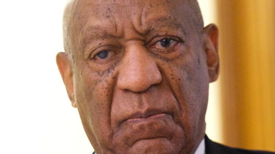 O comediante Bill Cosby, condenado por assédio sexual - Mark Makela/Pool via Reuters