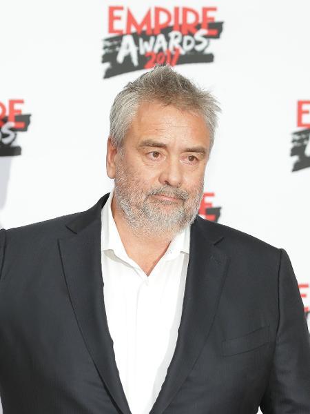 Cineasta francês Luc Besson - Daniel Leal-Olivas/AFP
