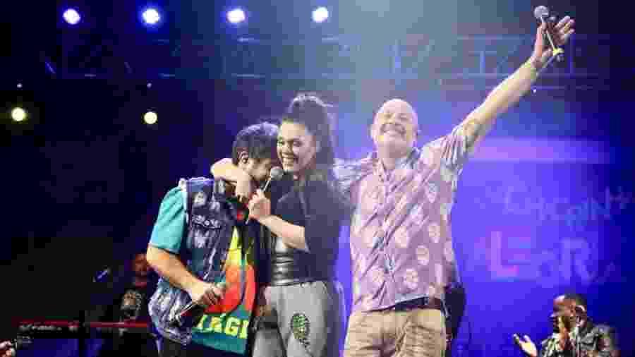 Tob, Simony e Mike: Após 35 anos, Balão Mágico volta aos palcos na Virada Cultural 2018 - Mariana Pekin/UOL