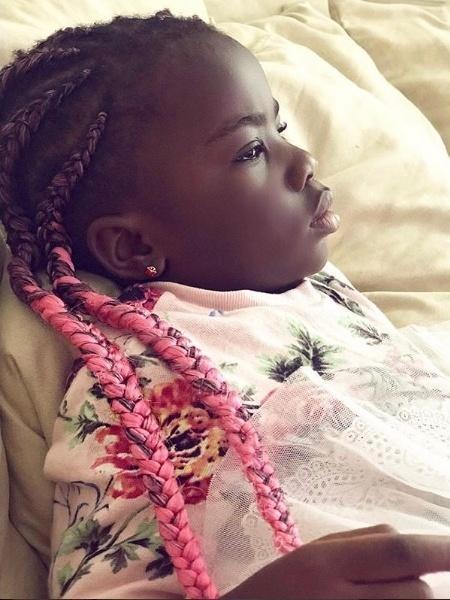 Titi Gagliasso usa tranças afro - Reprodução/Instagram