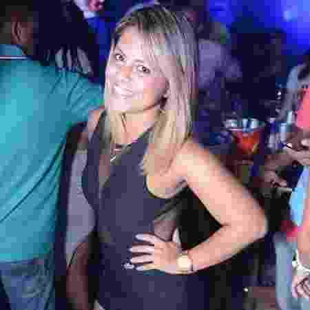 Fabricia é administradora, tem 33 anos, dois filhos e é eleitora de Bolsonaro - Arquivo Pessoal