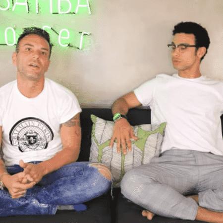 Sergio Malheiros é entrevistado por Matheus Mazzafera - Reprodução/Instagram