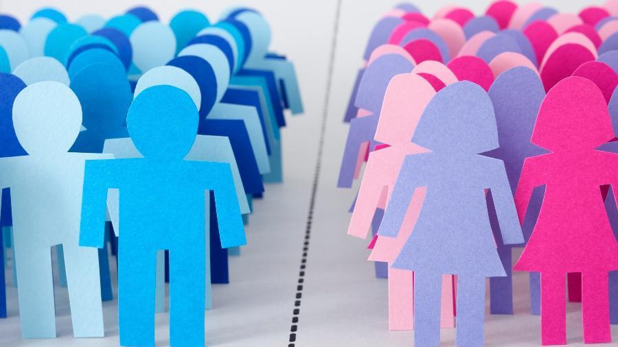 """Por muito tempo, pessoas usavam """"gênero"""" como sinônimo de """"sexo"""", o que é errado; entenda - Getty Images/iStockphoto"""