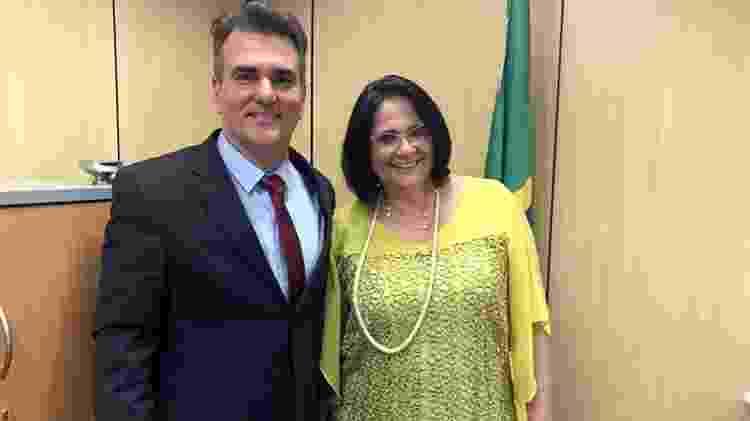 Divulgação/Ministério da Mulher, da Família e dos Direitos Humanos