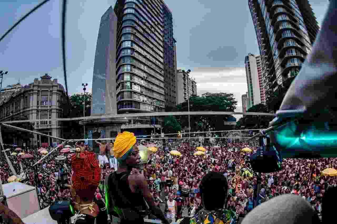 Melhores momentos do Carnaval de Belo Horizonte em 2019 - Nereu Jr./UOL