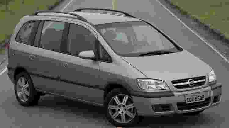 Chevrolet Zafira - Fabio Braga/Folhapress - Fabio Braga/Folhapress