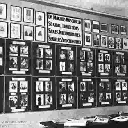 museu hirschfeld - Divulgação - Divulgação