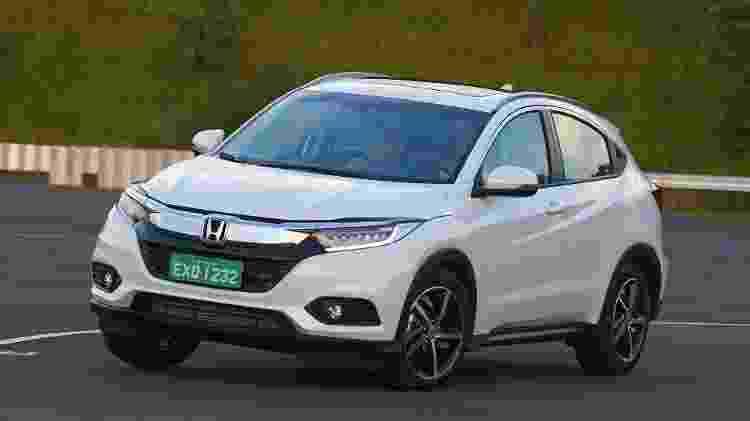 O HR-V Touring é bom, mas o Civic é melhor e tem o mesmo preço - Murilo Góes/UOL - Murilo Góes/UOL