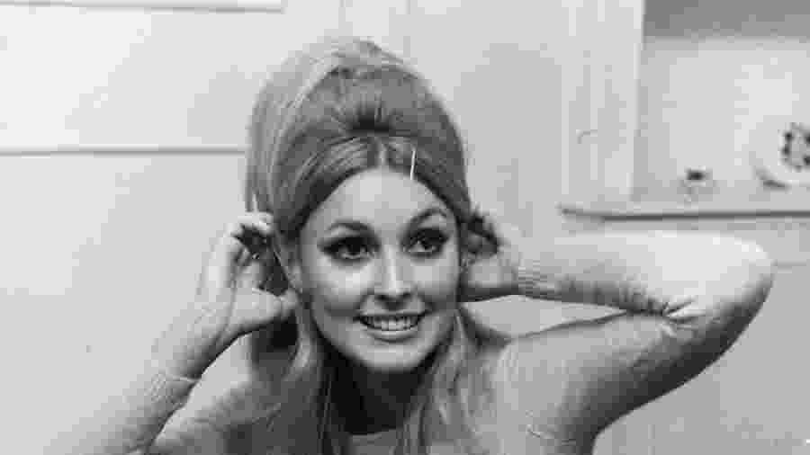 A atriz Sharon Tate - Keystone/Getty Images