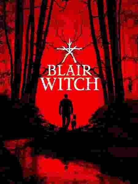 Blair Witch capa - Divulgação - Divulgação