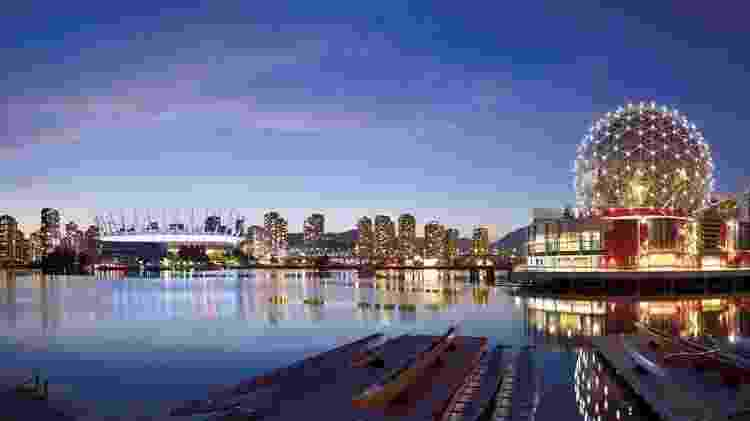 Vancouver, Canadá  - Reprodução