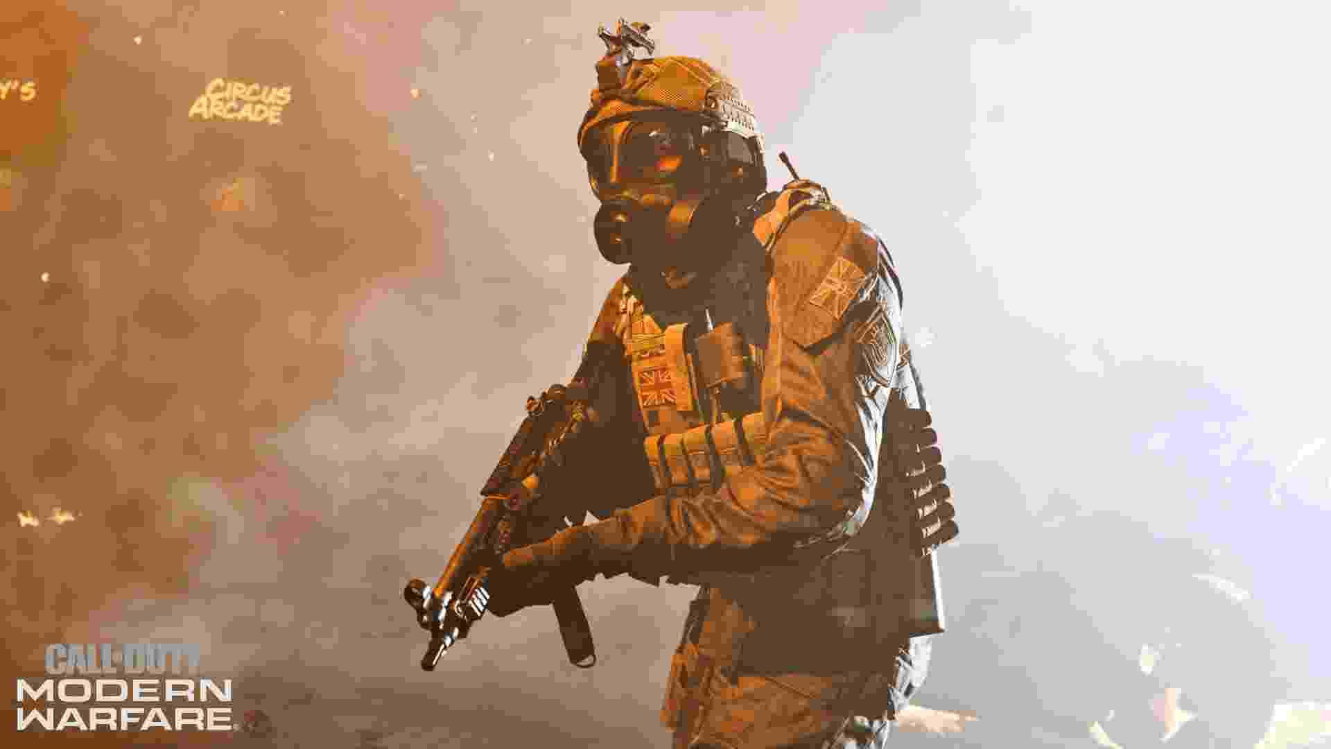 Call of Duty: Modern Warfare - Divulgação