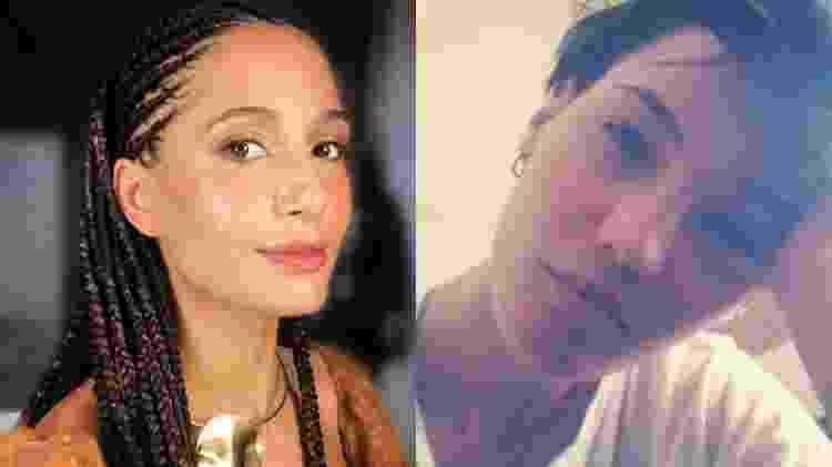 Camila Pitanga e Beatriz Coelho estão namorando há um ano - Reprodução/Instagram  - Reprodução/Instagram