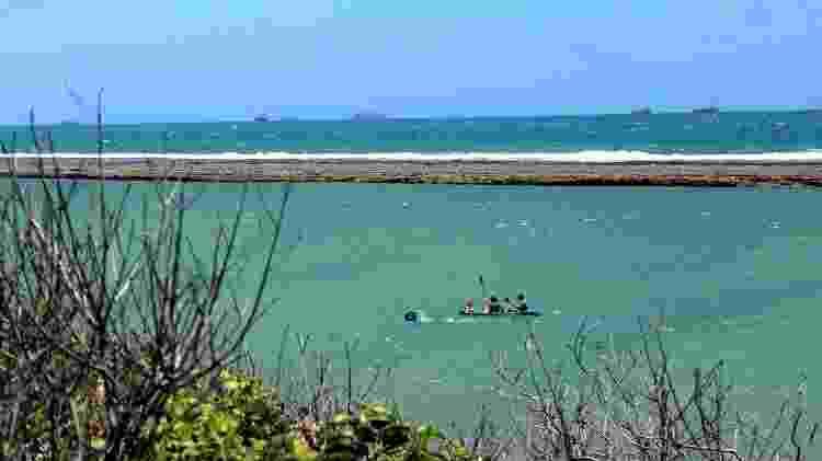 Praia de Muro Alto, no litoral norte de Ipojuca  - Eduardo Vessoni - Eduardo Vessoni