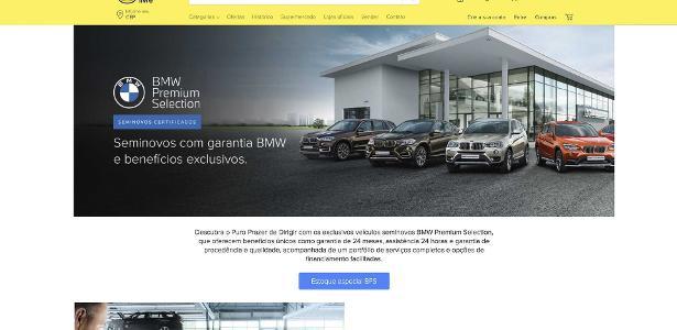 Vendas online   Como pandemia mudou a maneira de comprar um carro na internet