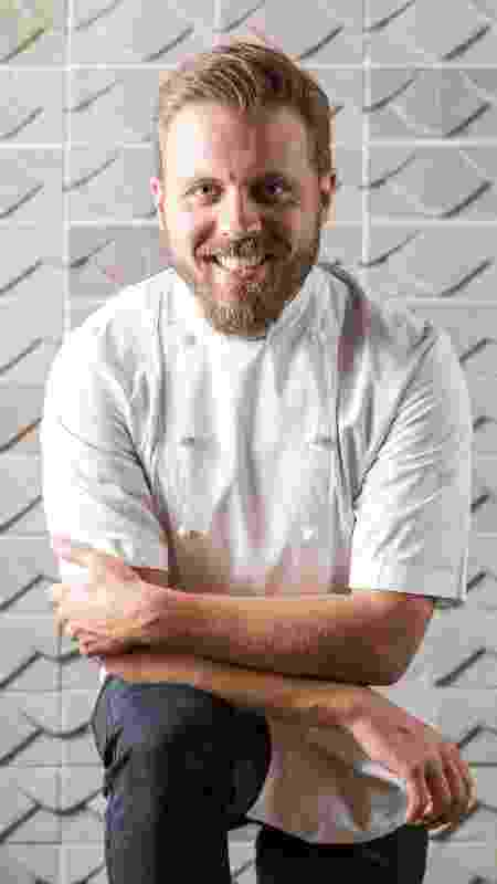 chef Felipe Schaedler - Divulgação - Divulgação