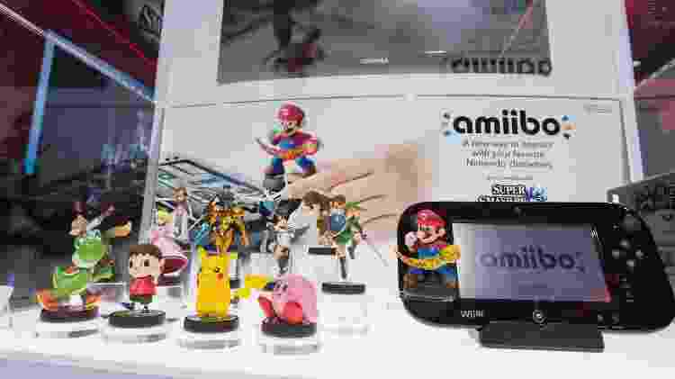Nintendo amiibo E3 2014 - Daniel Boczarski/WireImage - Daniel Boczarski/WireImage