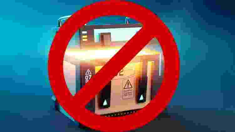 Loot Box proibido - Arte/UOL - Arte/UOL