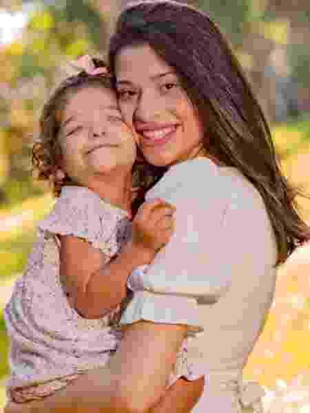 Natalia e Sophia - arquivo pessoal - arquivo pessoal