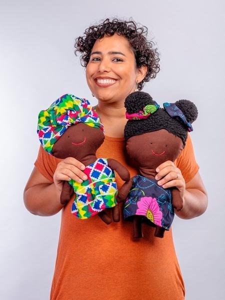Geo Nunes criou uma linha de brinquedos antirracistas - Cristóbal Fraga