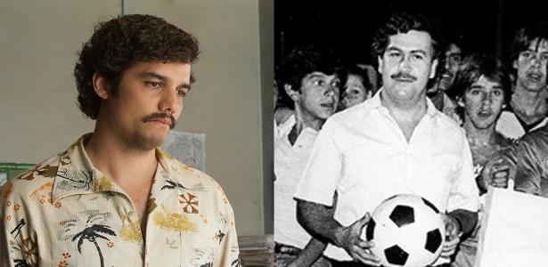 """Wagner Moura é Pablo Escobar em """"Narcos"""" - Divulgação/Netflix"""