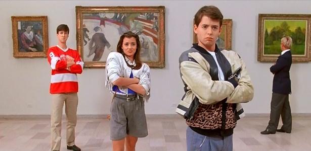Visitado por Ferris e companhia, o Art Institute of Chicago é uma das paradas do tour - Divulgação/Paramount Pictures
