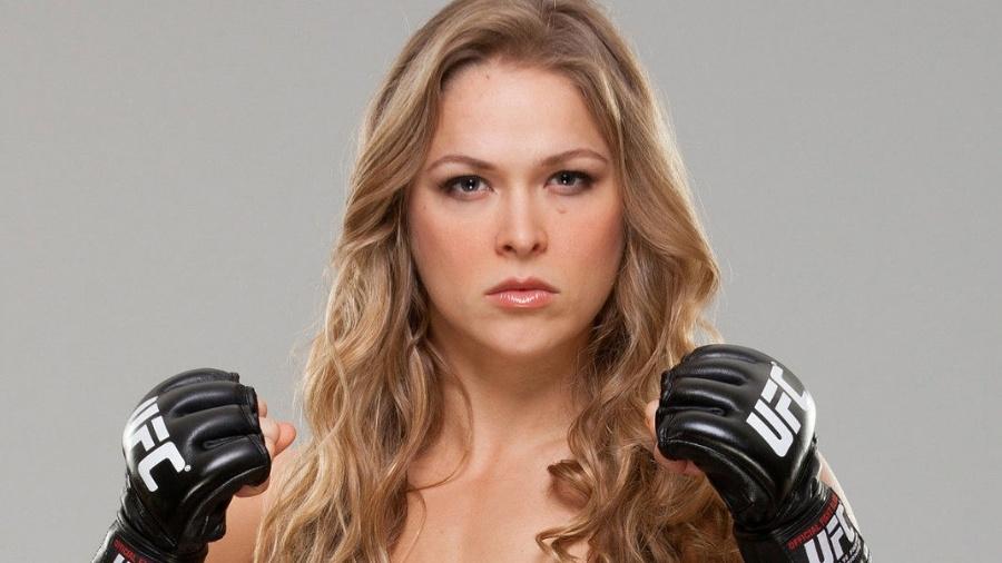 Ronda Rousey - Reprodução