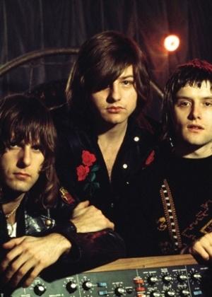 Keith Emerson, Greg Lake e Carl Palmer, o incendiário EL&P nos anos 70 - Divulgação