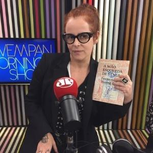 """Fernanda Young no """"Morning Show"""" - Divulgação"""