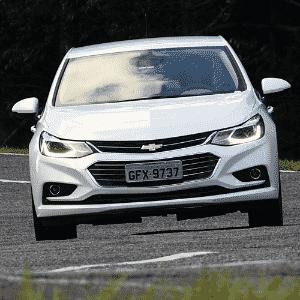 Chevrolet Cruze Turbo LTZ 2017 - Murilo Góes/UOL