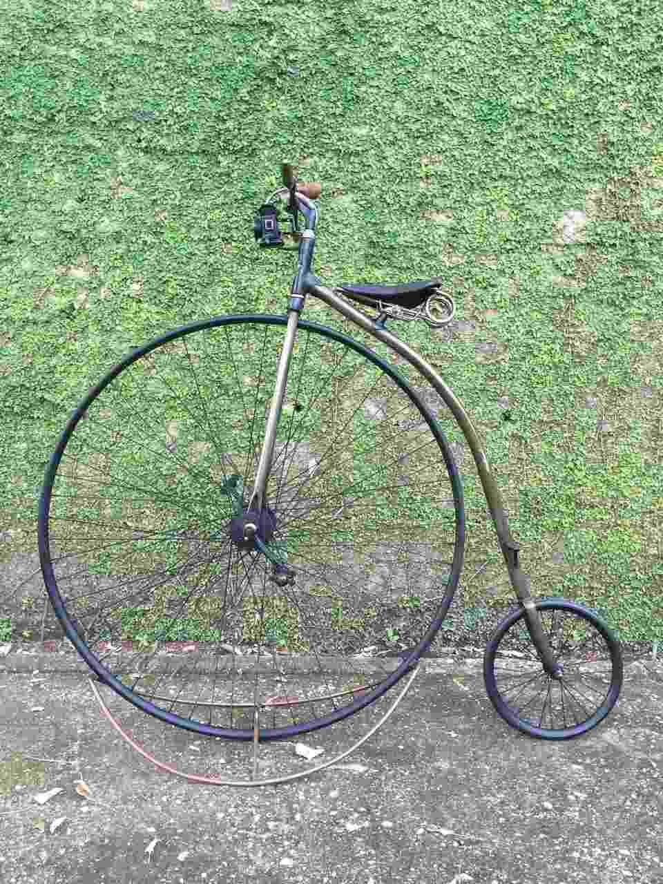 Biciclo Ariel Museu de Motos de Tiradentes (MG) - Divulgação