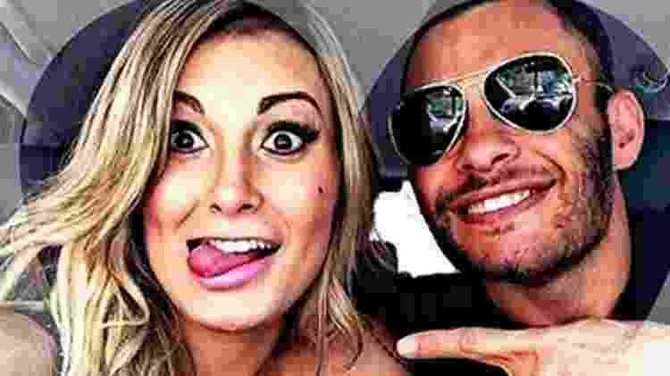 """Oliver com Andressa Urach, seu """"case"""" de sucesso que virou amiga - Reprodução/Instagram - Reprodução/Instagram"""