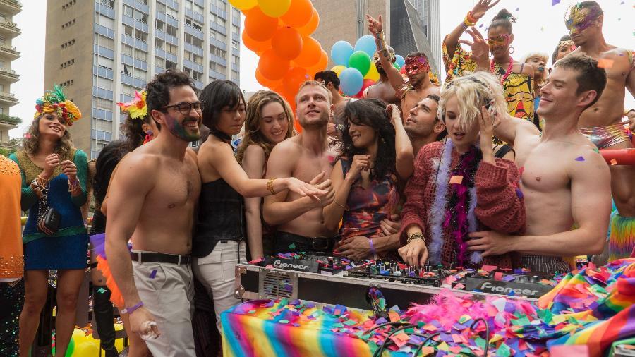 """Elenco de """"Sense8"""" já esteve em São Paulo - Divulgação/Netflix"""