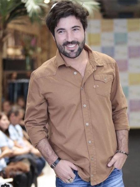 Sandro Pedroso mora no interior de Goiás e atua em peça em São Paulo - Reprodução/Instagram