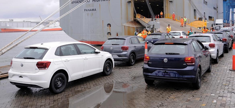 Volkswagen Polo: lançado no final de 2017 e já exportado para Argentina, Chile e Paraguai - Divulgação