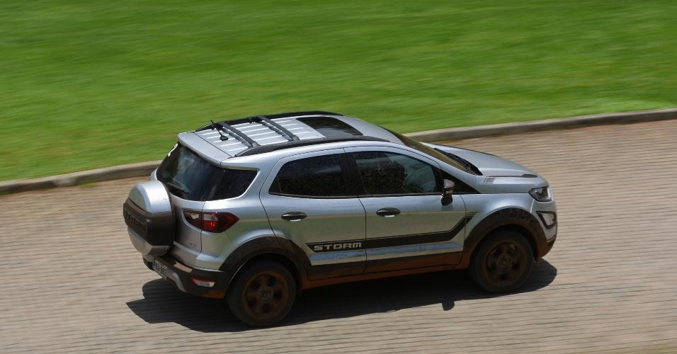 Como E O Ford Ecosport Storm Bol Fotos Bol Fotos